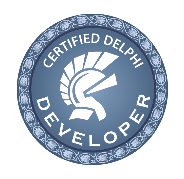 Certified Delphi Developer