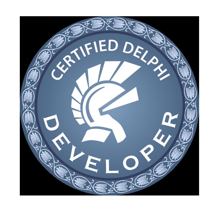 Certified Delphi Developer